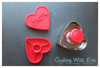 Heart Cookie Cutters From Williams-Sonoma