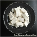 Easy Homemade Marshmallows