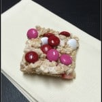 Strawberry Rice Krispy Treats