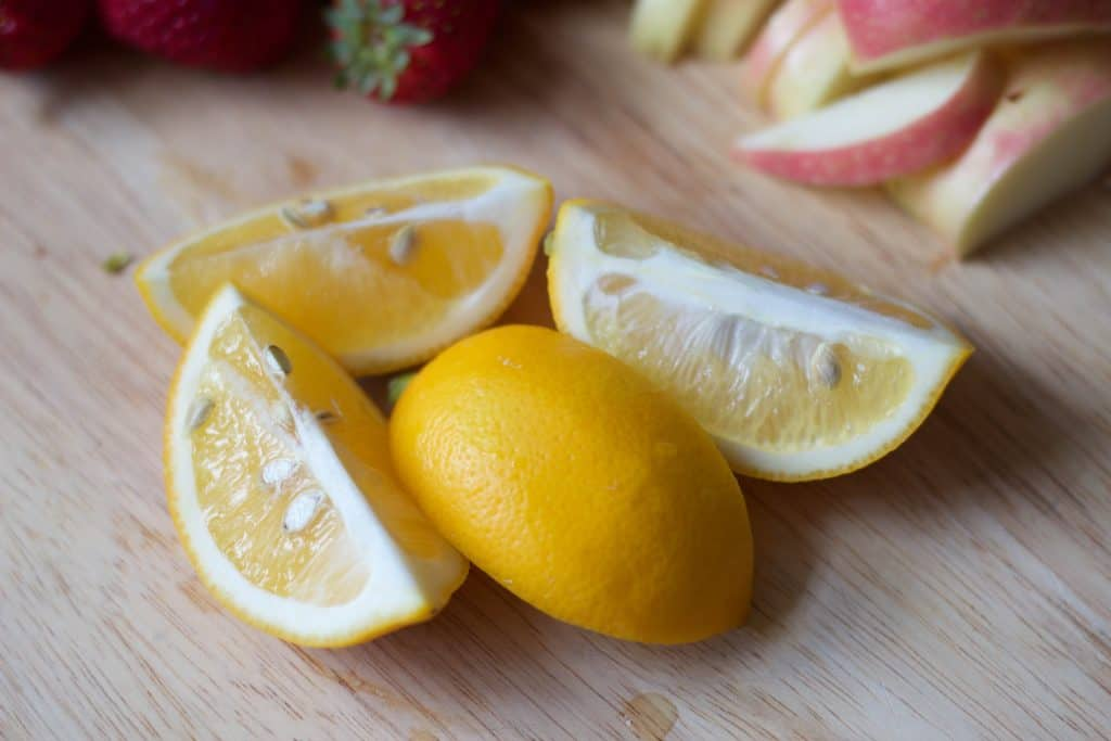 Meyer Lemons for Sangria