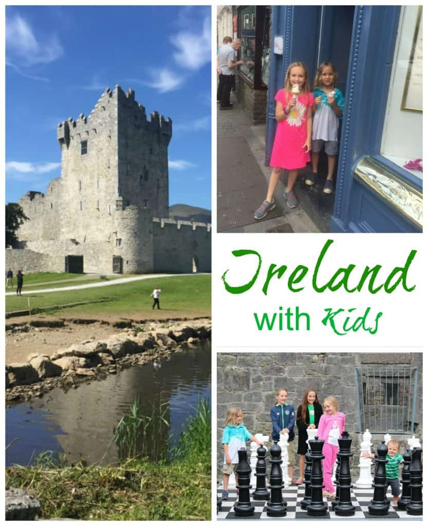 Ireland With Kids Travel Guide