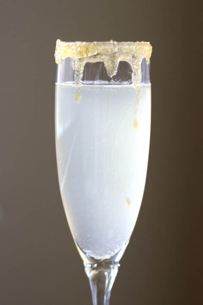 Apple Cider Mimosas | Erin Brighton | Cocktails | Champagne Drinks | Party