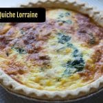 Easy Quiche Lorraine || gluten free | easy dinners | kid friendly meals | Got To Be NC
